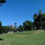 Día caluroso en Buenos Aires