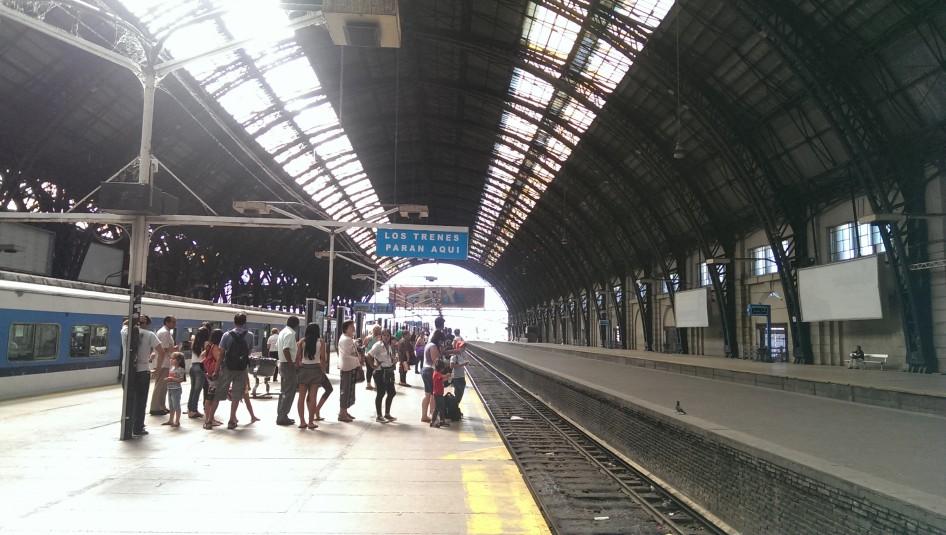 Estación de trenes @ Retiro