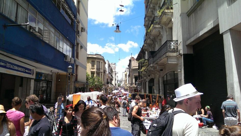 Mercado de pulgas @ San Telmo