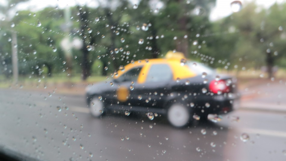 Que bueno que llovió en Buenos Aires