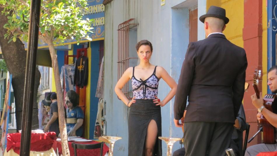 Show de Tango en La Barrica @ Caminito