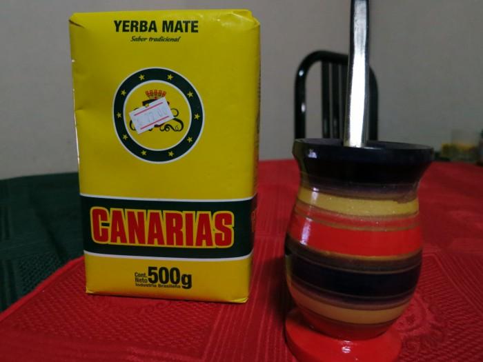 Yerba Mate Canarias