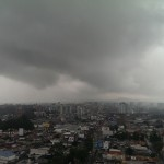 Semana de lluvias en la capital