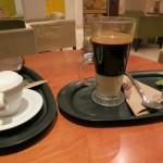 Lagrima y café havanna doble