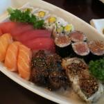 Almuerzo @ Deusimar Sushi