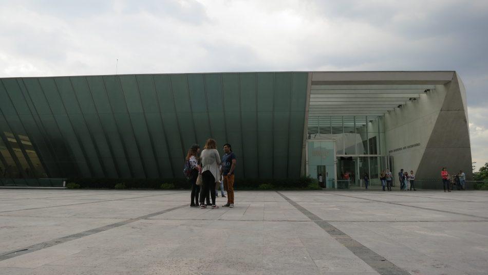 Conociendo el museo universitario de arte contemporaneo