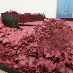 My Red Homeland – Anish Kapoor @ MUAC