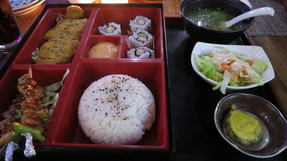 Bento Box @ Sakura