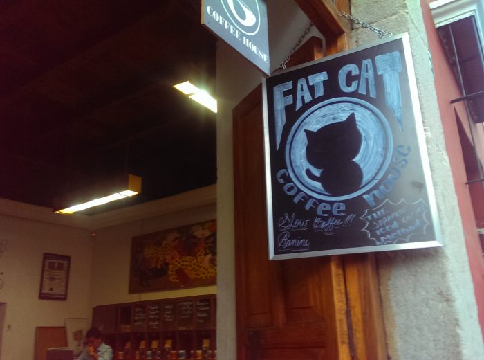 @ Fat Cat Coffee House