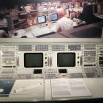 Apollo Mission Console @ Texas History Museum