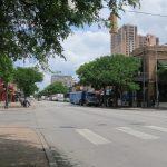 Caminando por Austin Downtown