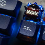 Jelly Key Minion Orc Artisan Keycap