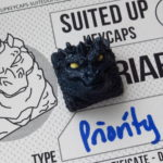 Suited Up Keycap – Patriarch Priority One
