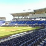 Día soleado en Managua @ Estadio Dennis Martínez