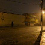 Fuertes lluvias en Zona 5