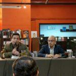 Jorge Volpi y Julio Prado @ Sophos