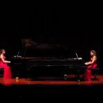 La calle de los pianistas: Natasha y Karin