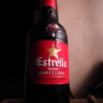 Estrella Barcelona, que buena cerveza
