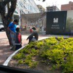 Guatemala en resumen: Nuevas construcciones, banquetas jardinizadas, y niños trabajando