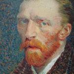 """""""Auto Retrato"""" de Van Gogh"""