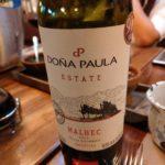 La cita de hoy: Un Malbec Doña Paula
