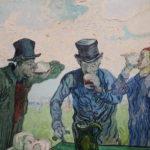 Men Drinking (1890) – Van Gogh