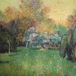 The Poet's Garden (1888) – Van Gogh