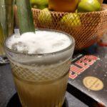 Pineapple Express con Mezcal