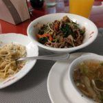 Almuerzo @ Mongolia BBQ