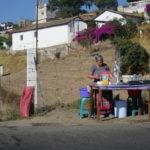 A donde fueres, encontrarás una señora vendiendo jugo de naranja recién extraído @ 4 Caminos