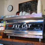@ Fat Cat Coffee Shop