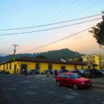 Fresco atardecer en La Antigua Guatemala