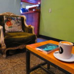 The Refugee Coffee Shop @ Antigua Guatemala