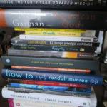 Preparado para muchas semanas de lectura (sin contar los libros digitales)