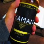 """Pale Ale """"La Divina"""" de Cerveza Xaman"""