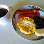 A mi desayuno solo le faltó tocino 🥓🥓🥓