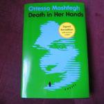 """¡Que emoción!, Ya tengo mi copia de """"Death in her hands"""" de Ottessa Moshfegh"""