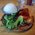 Miso Katsu Rice @ Shinya Shokudo