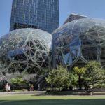 The Spheres (oficinas de Amazon) me hizo recordar a la serie Fringe